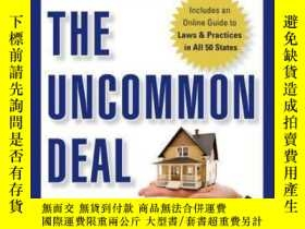 二手書博民逛書店Finding罕見the Uncommon Deal: A Top New York Lawyer Explain