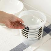日本製造SANADA直立式通風碗架3入裝