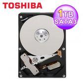 【Toshiba 東芝】 1TB/32MB/3.5吋/SATAIII