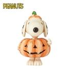 【正版授權】Enesco 史努比 南瓜裝迷你塑像 公仔 精品雕塑 塑像 Snoopy PEANUTS - 138647