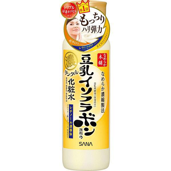 日本 SANA 豆乳美肌 緊緻潤澤化妝水 200ml