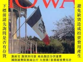 二手書博民逛書店IOWA罕見(A Celebration of Land, Pe