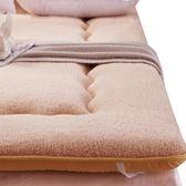 床墊 加厚床褥學生宿舍墊子床墊單人褥子0.9 1.5 1.8m床2米雙人1.2米 米蘭街頭IGO