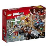 【鯊玩具Toy Shark】 LEGO 樂高 Juniors 10760 超人特攻隊 2 採礦大師銀行搶劫