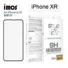 【愛瘋潮】iMOS 2.5D康寧神極點膠3D滿版 iPhone XR 玻璃螢幕保護貼 美觀防塵 美國康寧授權