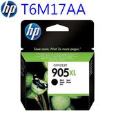 HP NO.905XL 原廠黑色T6M17AA大容量墨水匣