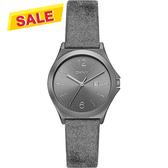 DKNY 紐約佳人都會腕錶/手錶-金屬黑/34mm NY2373