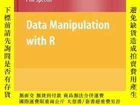 二手書博民逛書店Data罕見Manipulation With RY255562 Phil Spector Springer