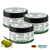 德國歐珂蔓Alkmene橄欖加護逆齡雪花乳霜250ml三入