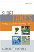 二手書博民逛書店 《Short Takes: Model Essays for Composition》 R2Y ISBN:0321488156│Penfield
