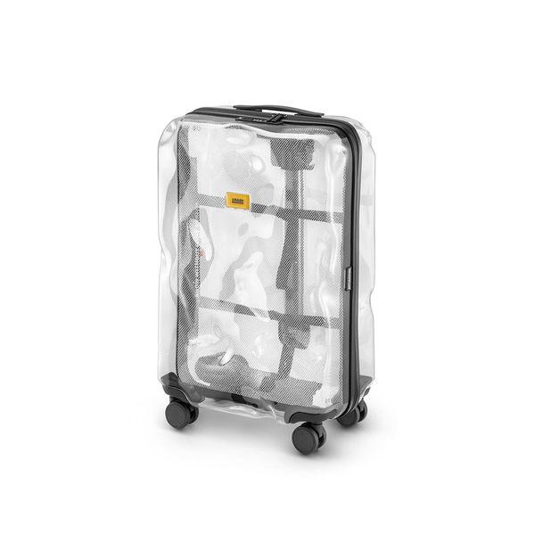 Crash Baggage Share Transparent 透明水漾系列 衝擊 行李箱 中尺寸 25 吋 - 特別版