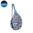 【西雅圖 KAVU】 Mini Rope Bag 休閒肩背包 寶石鑲嵌 #9150