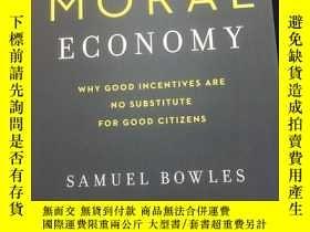 二手書博民逛書店The罕見moral economyY56429 Samuel
