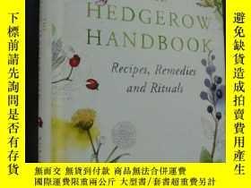 二手書博民逛書店The罕見Hedgerow Handbook:Recipes,R
