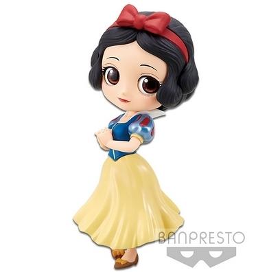 Banpresto 迪士尼Q Posket Disney 白雪公主(一般色)14cm BD35496原廠公司貨