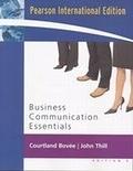 二手書博民逛書店《Business Communication Essentia