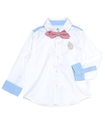 Hallmark Babies 長袖襯衫 HC1-R06-02-KB-PW