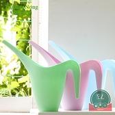 加厚塑料長嘴家用園藝灑水壺澆花水壺室內【福喜行】