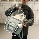 2020夏季新款時尚媽咪包大容量防水輕便母嬰包寶媽外出雙肩包背包