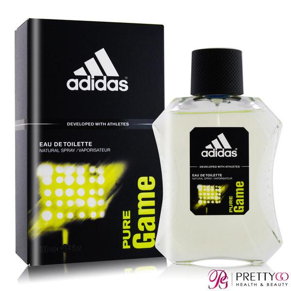 ADIDAS 愛迪達 極限挑戰男性淡香水(100ml)【美麗購】
