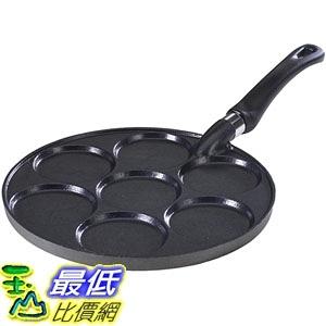 [7美國直購] 煎餅鍋 Nordic Ware Scandinavian Silver Dollar Pancake Pan