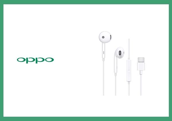 OPPO 原廠 Type C半入耳式耳機 (適用Find X / R17 Pro)