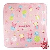 【日本製】【anano cafe】日本製 快樂寶貝 紗布口水巾 粉紅色(一組:5個) SD-2886 - 日本製