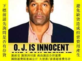 二手書博民逛書店O.j.罕見Is Innocent And I Can Prove ItY364682 William C.