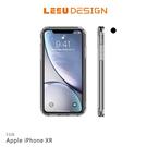 【愛瘋潮】LEEU DESIGN Apple iPhone XR 獅凌 八角氣囊保護殼 手機殼 手機套