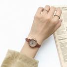 美國小眾chic手錶女學生韓版簡約ins風復古文藝細帶小巧氣質精致 向日葵生活館