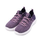 SKECHERS DOWNTOWN ULTRA 綁帶運動鞋 紫白 18040PUR 女鞋