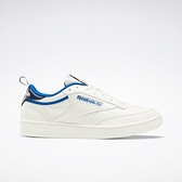 Reebok Club C 85 [FX3359] 男鞋 運動 休閒 健身 日常 耐磨 簡約 復古 情侶 穿搭 白 藍