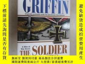 二手書博民逛書店外文書罕見THE SOLDIER SPIES W.E.B GRIFFIN(共415頁,32開)Y15969