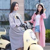 夏季騎車開電動車摩托車防曬披肩衣披風防紫外線長袖遮陽女中秋禮品推薦哪裡買
