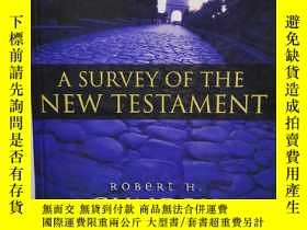二手書博民逛書店Survey罕見of the New Testament by