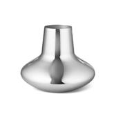 丹麥 Georg Jensen HK Koppel Vase, Large 27cm 漢寧古柏系列 喬治傑生 鏡面不鏽鋼 花瓶 - 大尺寸