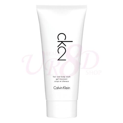 Calvin Klein CK2 沐浴膠/沐浴精100ml【UR8D】