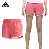 Adidas Athletics 女 粉  短褲 運動短褲 慢跑褲 路跑 排汗 透氣 愛迪達短褲 CX5194