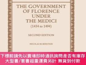 二手書博民逛書店The罕見Government Of Florence Under The MediciY464532 Nic