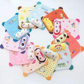 韓國硅膠創意女生可愛防滑鼠標墊護腕卡通膠墊手托加厚手腕墊家用【韓衣舍】