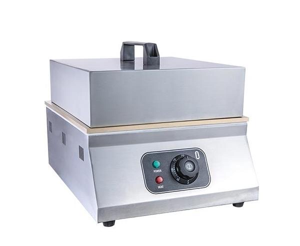 扒爐 康普仕網紅舒芙蕾機商用銅鑼燒鬆餅機純銅加厚大型自動控溫電扒爐 源治良品