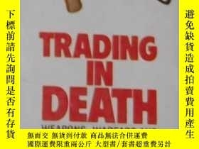二手書博民逛書店英文原版罕見Trading in Death by James