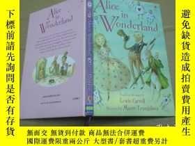 二手書博民逛書店Alice罕見in Wonderland【精裝】Y19506 Lewis Carroll Usborne 出