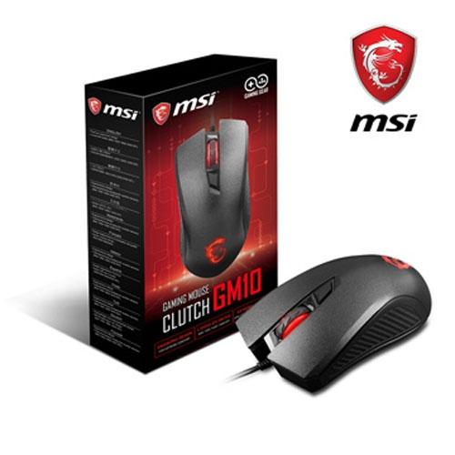 MSI微星Clutch GM10經典復刻右手專用電競滑鼠