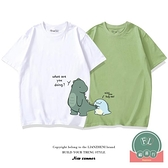 夏裝韓版百搭母女裝洋氣親子裝t恤純棉短袖【聚可爱】