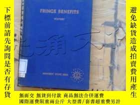 二手書博民逛書店FRINGE罕見BENEFITSY252403 francls