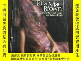 二手書博民逛書店Southern罕見Discomfort Rita Mae Br