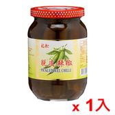 福松剝皮辣椒450g【愛買】