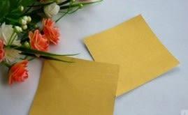 [協貿國際]  金色壓紋鋁箔紙 5個價