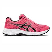 Asics Gel-contend 6 [1012A570-701] 女鞋 慢跑 運動 舒適 支撐 緩衝 亞瑟士 粉